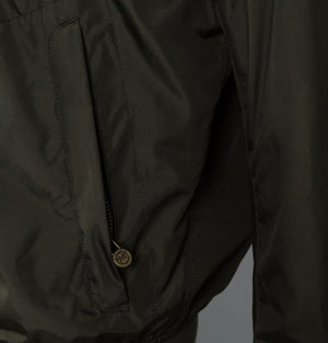 Matchless Chelsea Bomber Jacket Military Green