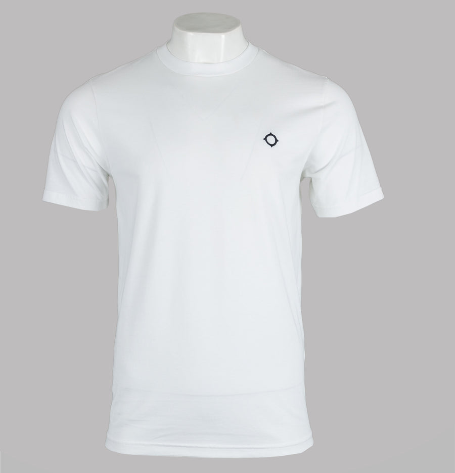 Ma.Strum Icon T-Shirt Optic White