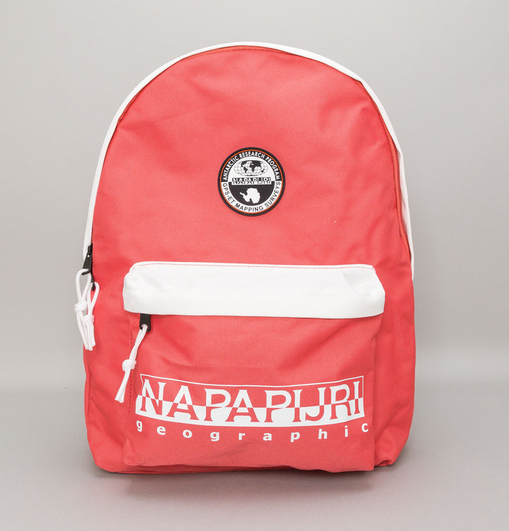Happy Day Backpack - Pastel Pink/White