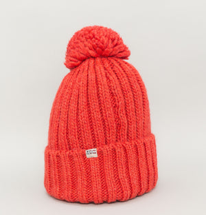 Napapijri Semiury Beanie Orange Red