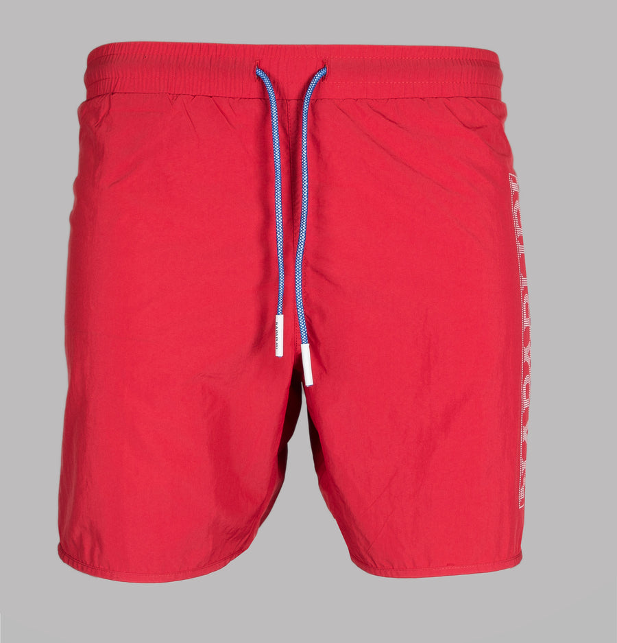 Napapijri Varco Swim Shorts True Red