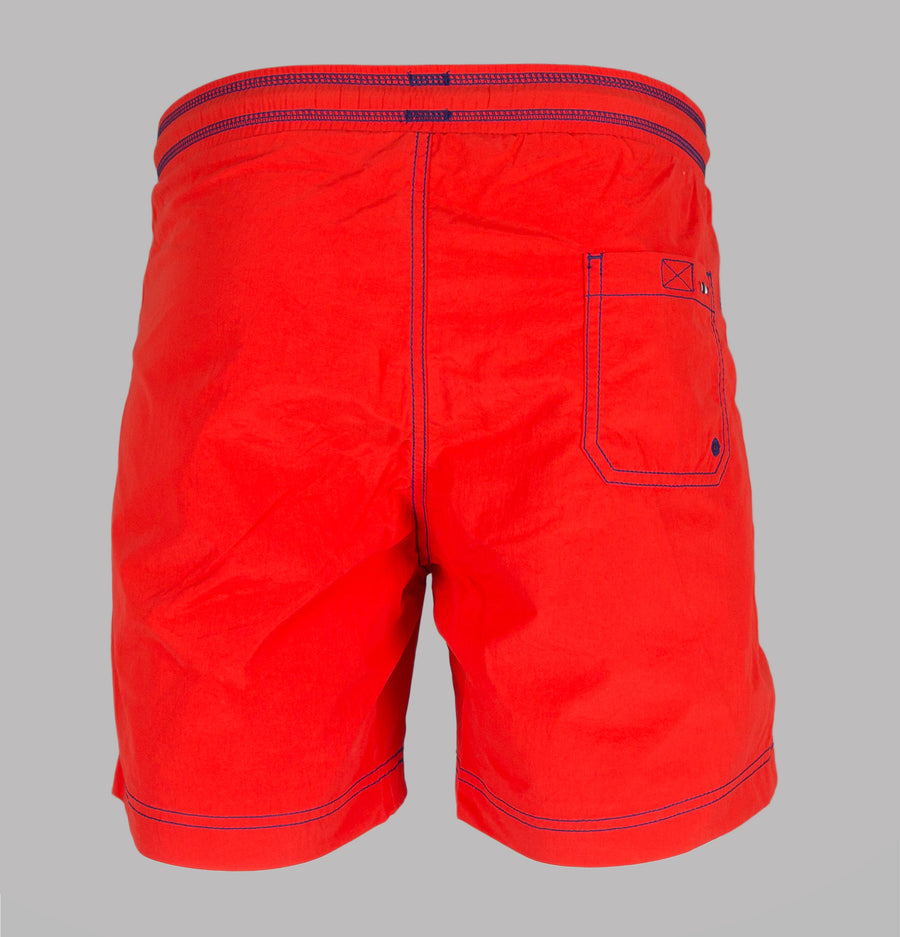 Napapijri Villa Swim Shorts Bright Red