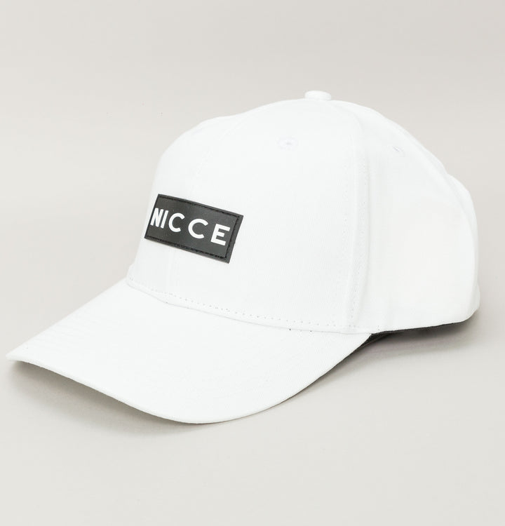 Nicce Acer Cap White