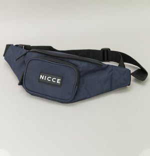 Nicce Keir Bum Bag Navy
