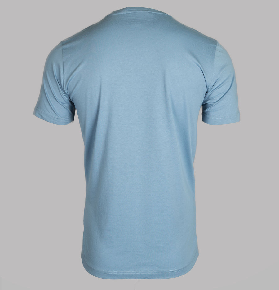 Nicce Mercury T-Shirt Ocean Blue