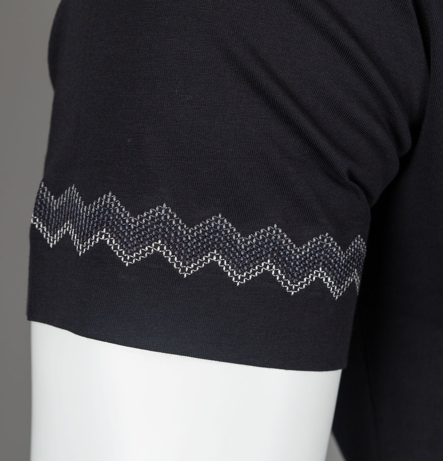 Chevron Detail T-Shirt