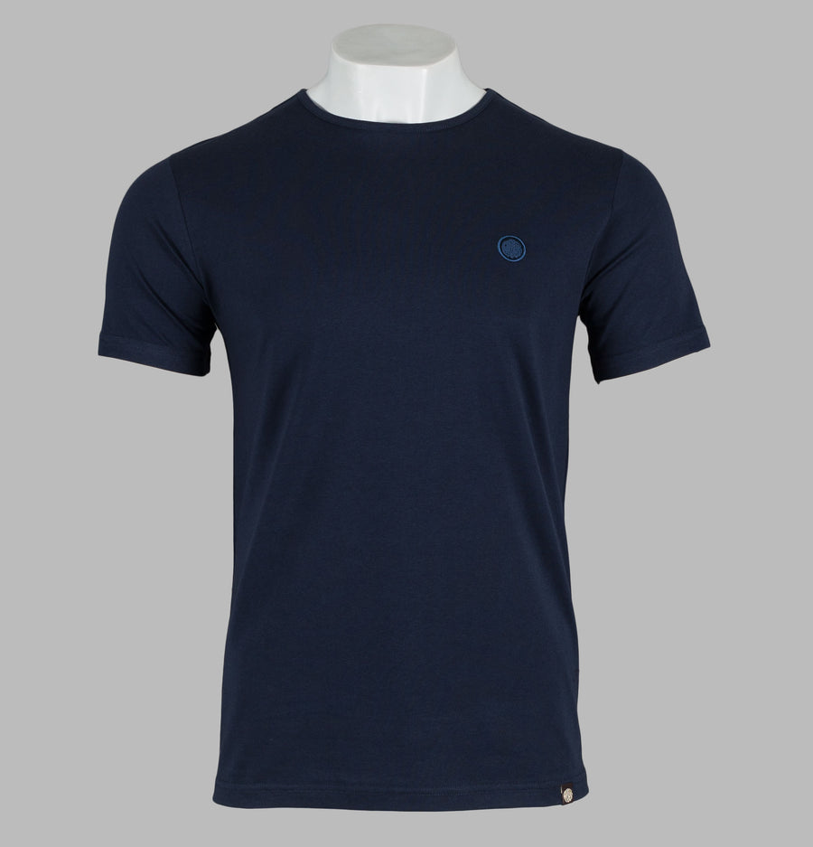 Pretty Green Mitchell S/S T-Shirt Navy