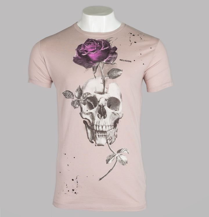Growing Skull T-Shirt