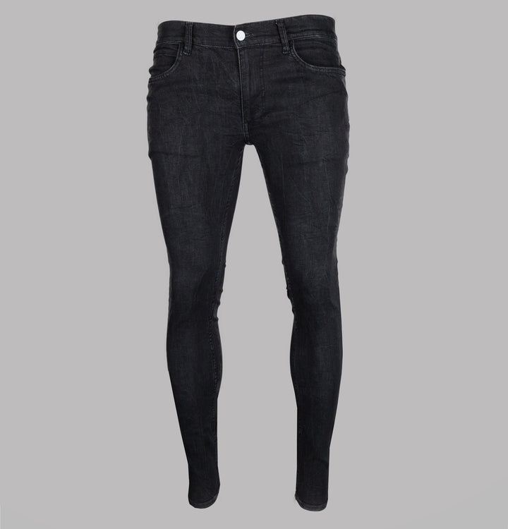 Religion Hero Super Skinny Jeans Black Dot