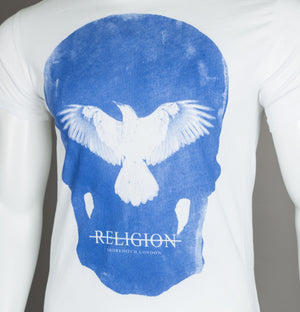 Religion Salvation T-Shirt White