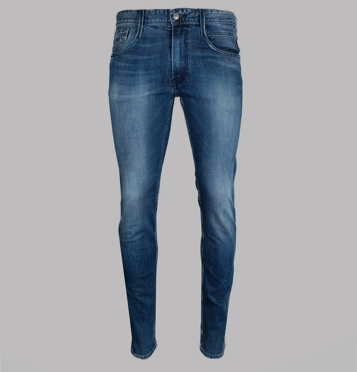 Replay Anbass Slim Fit Easy Stretch Jeans