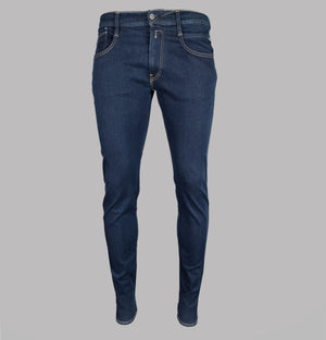 Replay Anbass Slim Fit Hyperflex Jeans