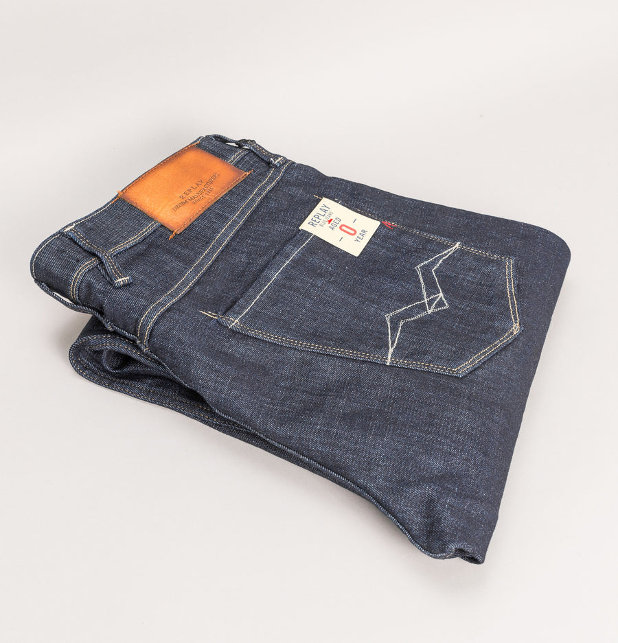 Replay Anbass Slim Fit Jeans Aged 0 Year