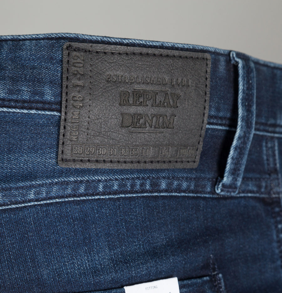 Replay Anbass Slim Fit Jeans