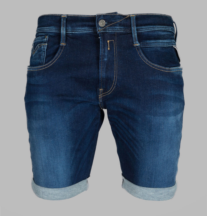 Replay Hyperflex Denim Shorts