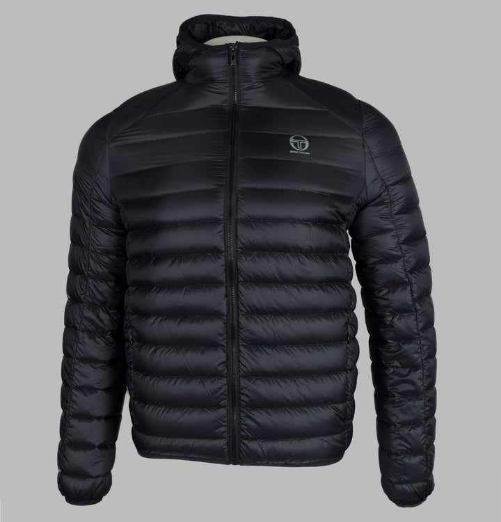 Ives Hooded Down Jacket