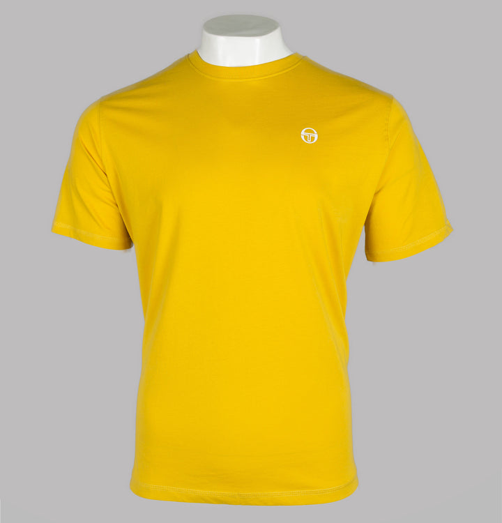 Sergio Tacchini Run T-Shirt Yellow