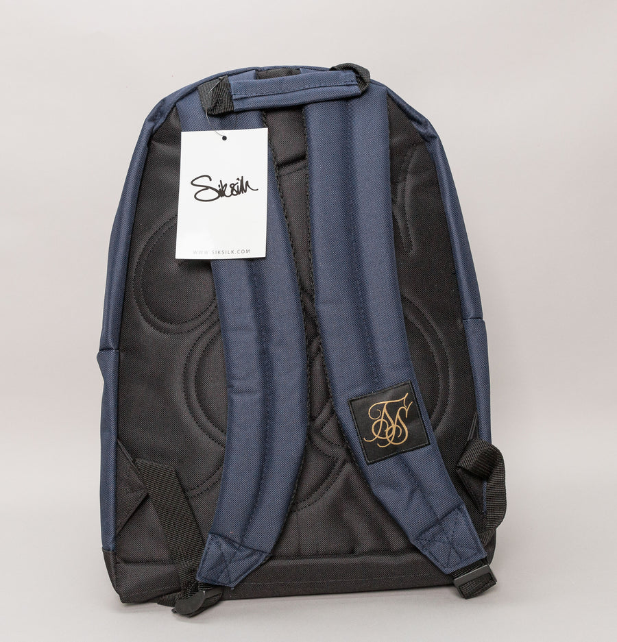 Sik Silk Pouch Backpack Navy