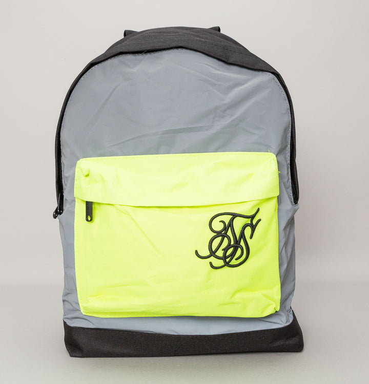 Pouch Backpack - Reflective Yellow
