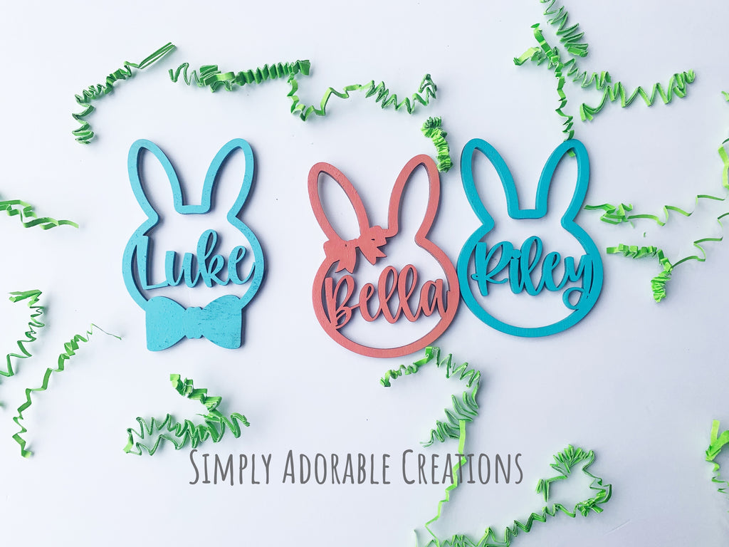 Easter Basket Stuffer Gifts - Simply Adorable Creations