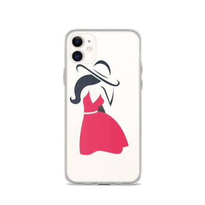 Distinctive Woman iPhone Case - iPhone 11