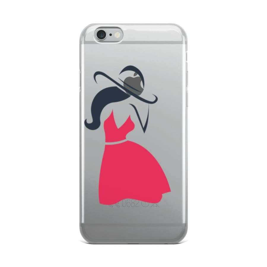 Distinctive Woman iPhone Case - iPhone 6 Plus/6s Plus