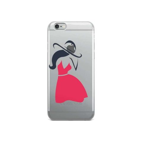 Distinctive Woman iPhone Case - iPhone 6/6s