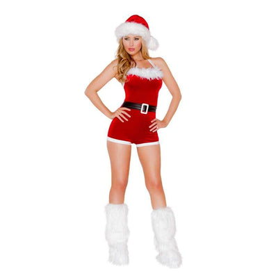 North Pole Brat - As Shown / S/M - Christmas