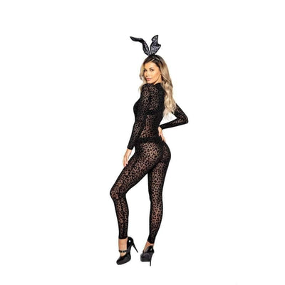 4973 - 2pc Exotic Crossbreed Leopard Bunny - Costumes
