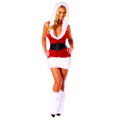 Santas Model - Red/White / S/M - Christmas
