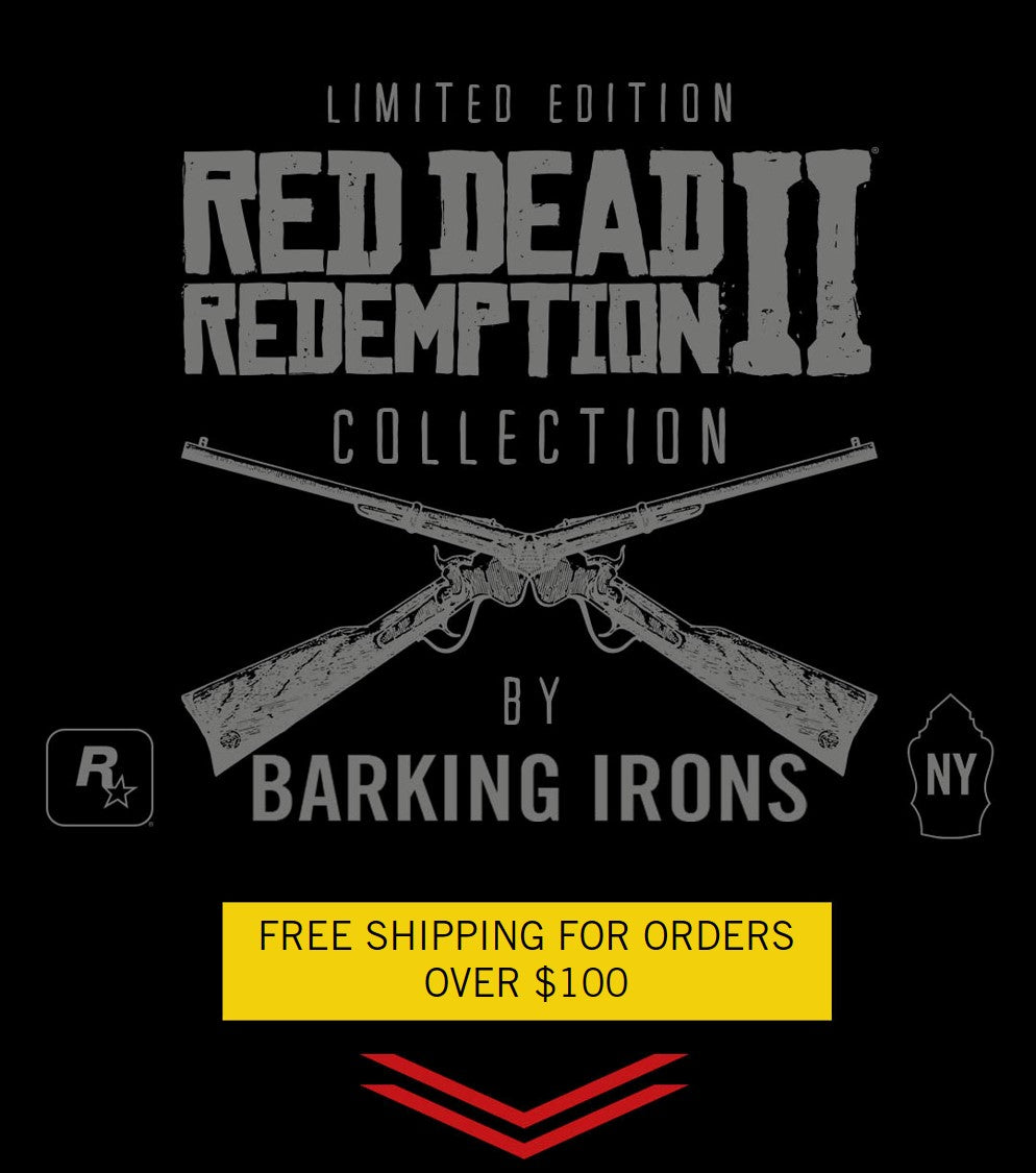 Red Dead Redemption 2 RDR2 Clothing Collection Rockstar Games