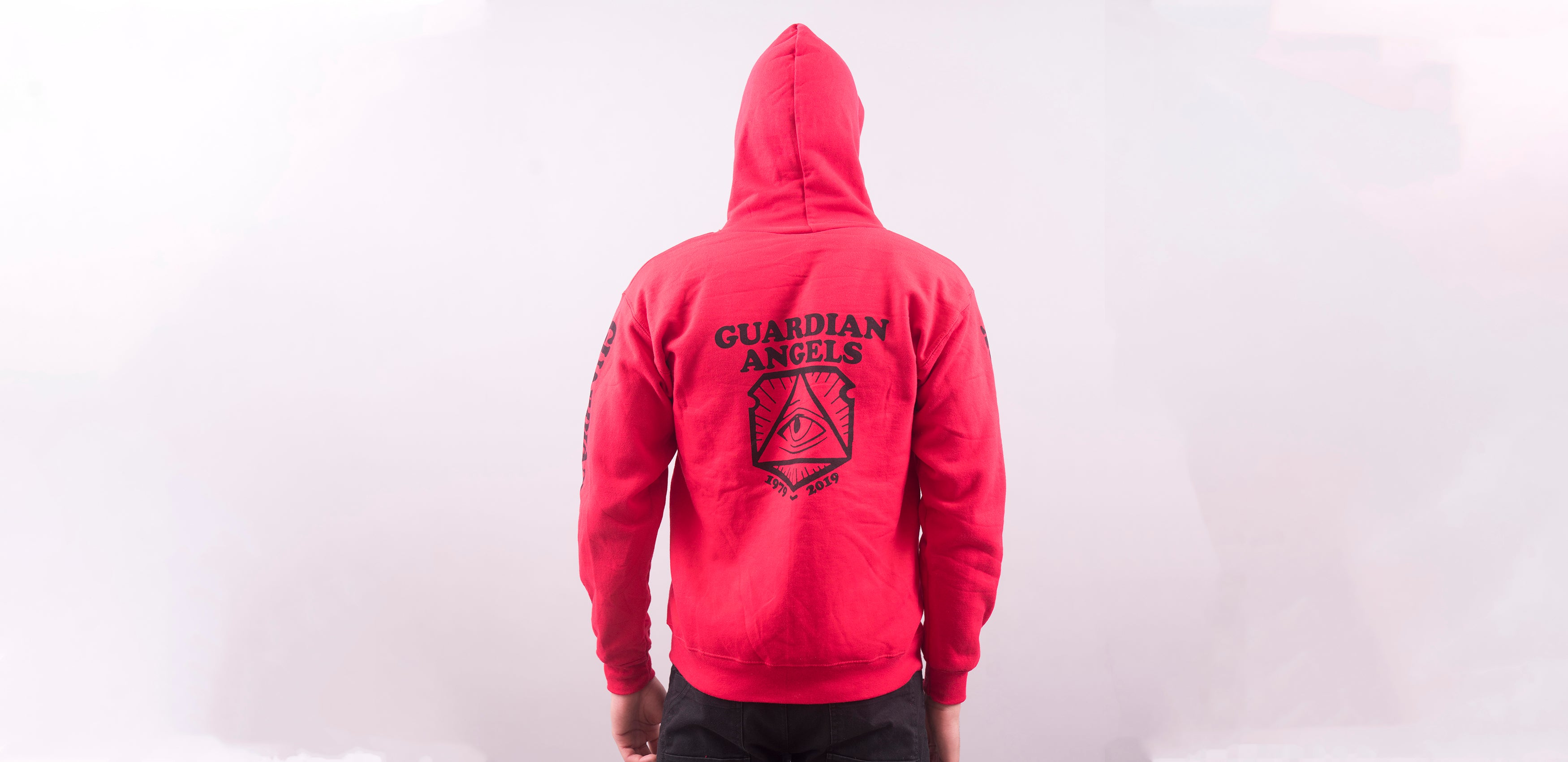 Guardian Angels Hoodie (Angel Red)