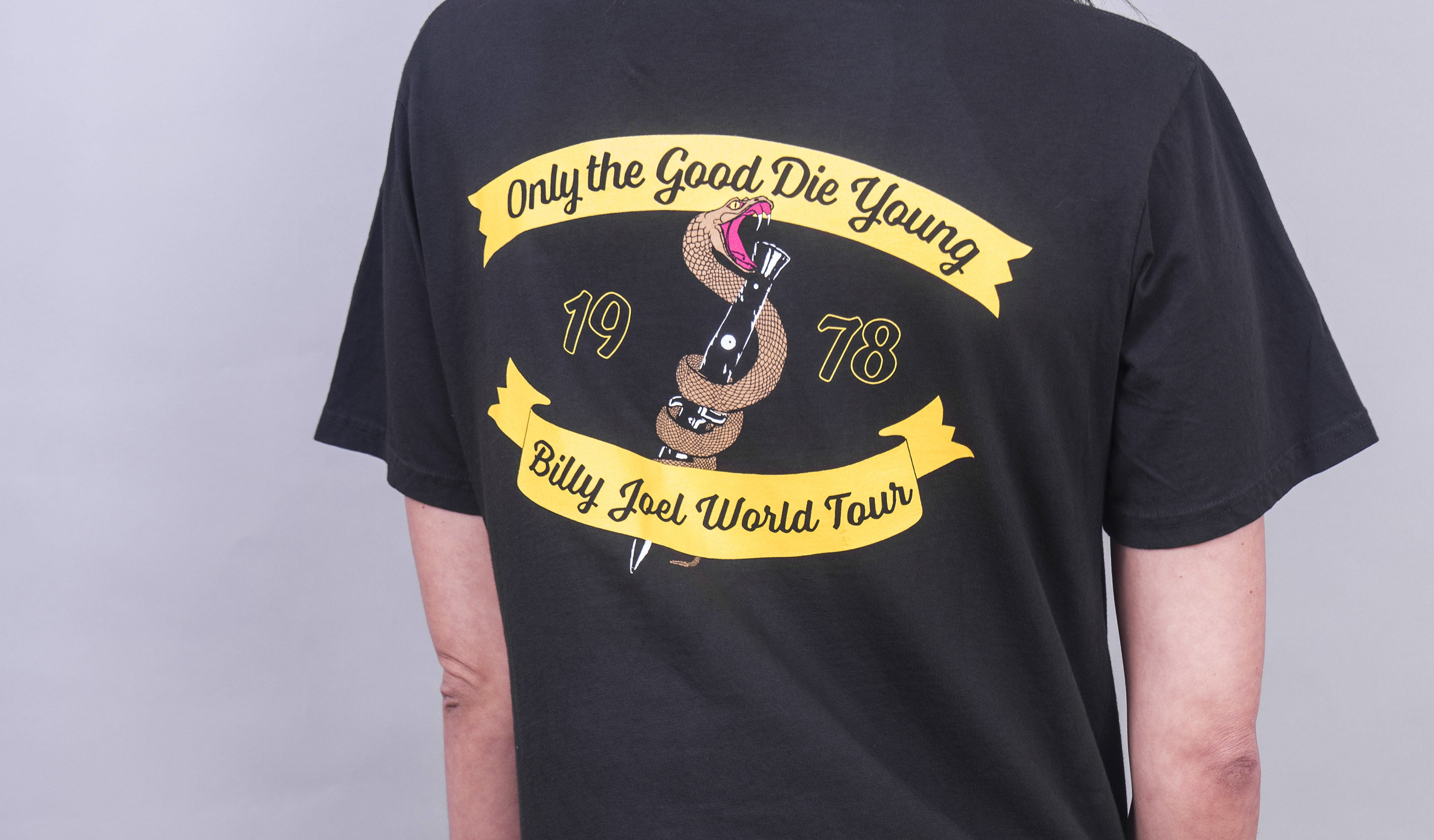 Only The Good Die Young (Vintage Black)