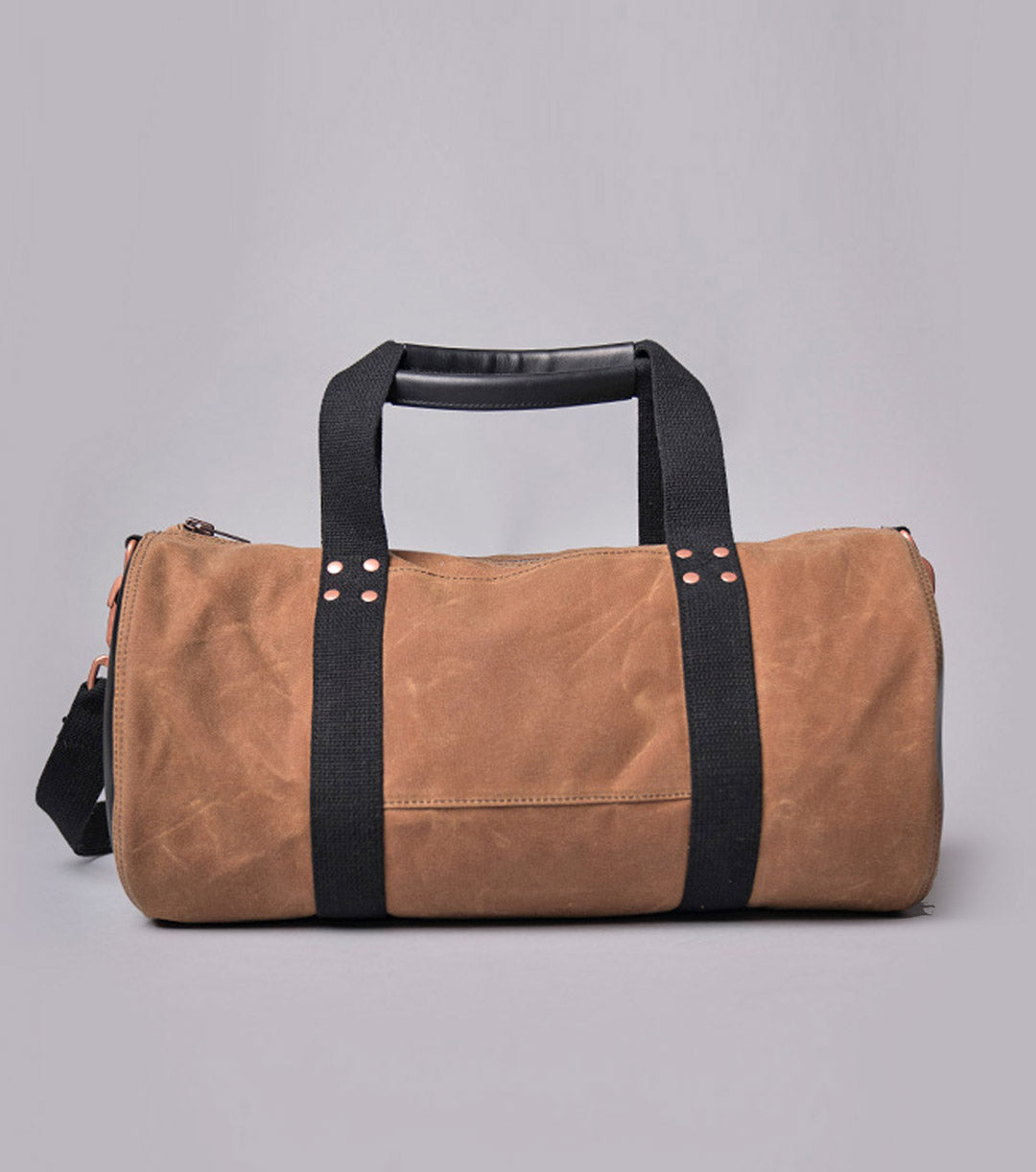 Dwarf Duffel (Brown/Black)