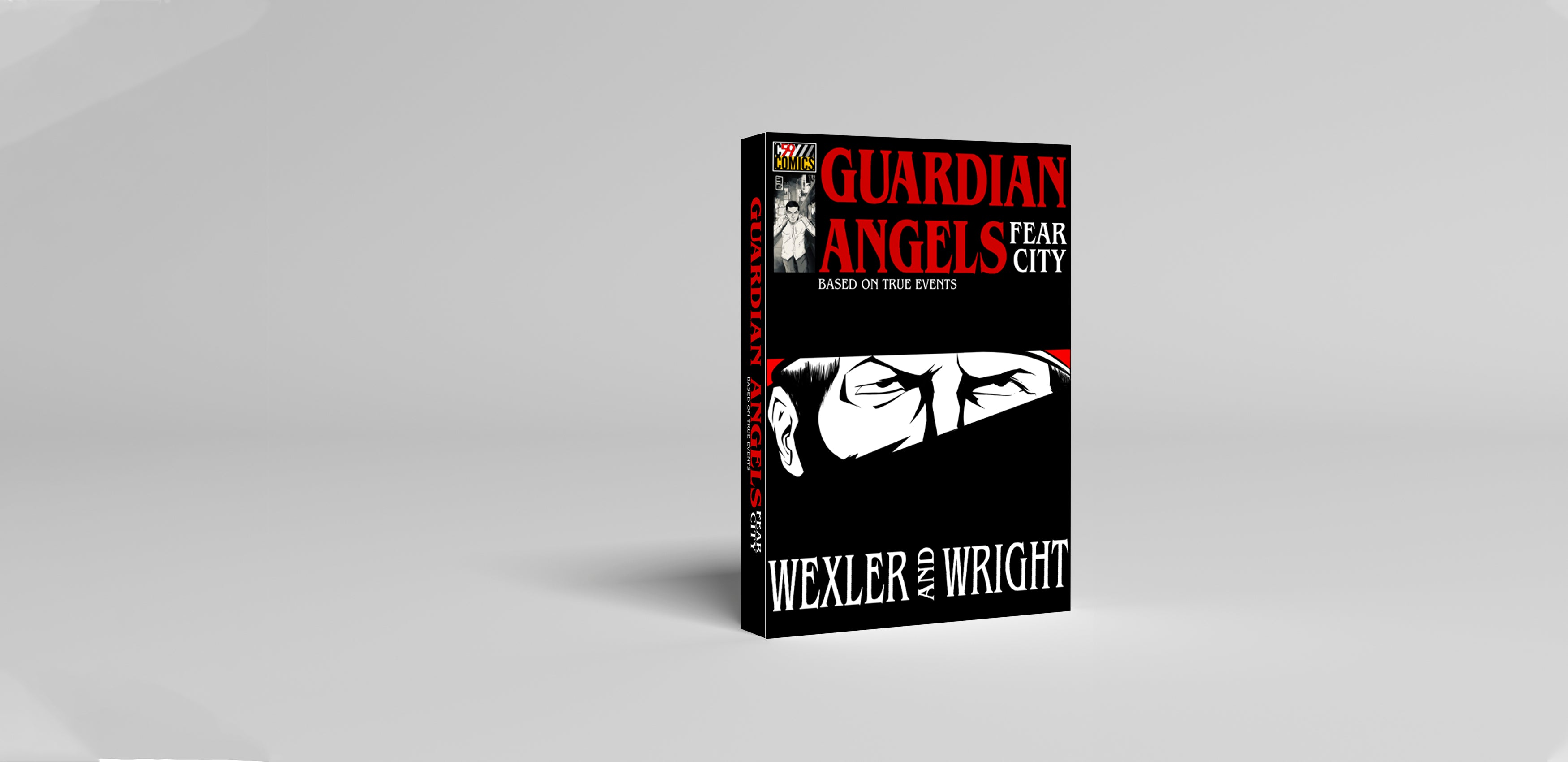 Guardian Angels Fear City No. 1 - eBook