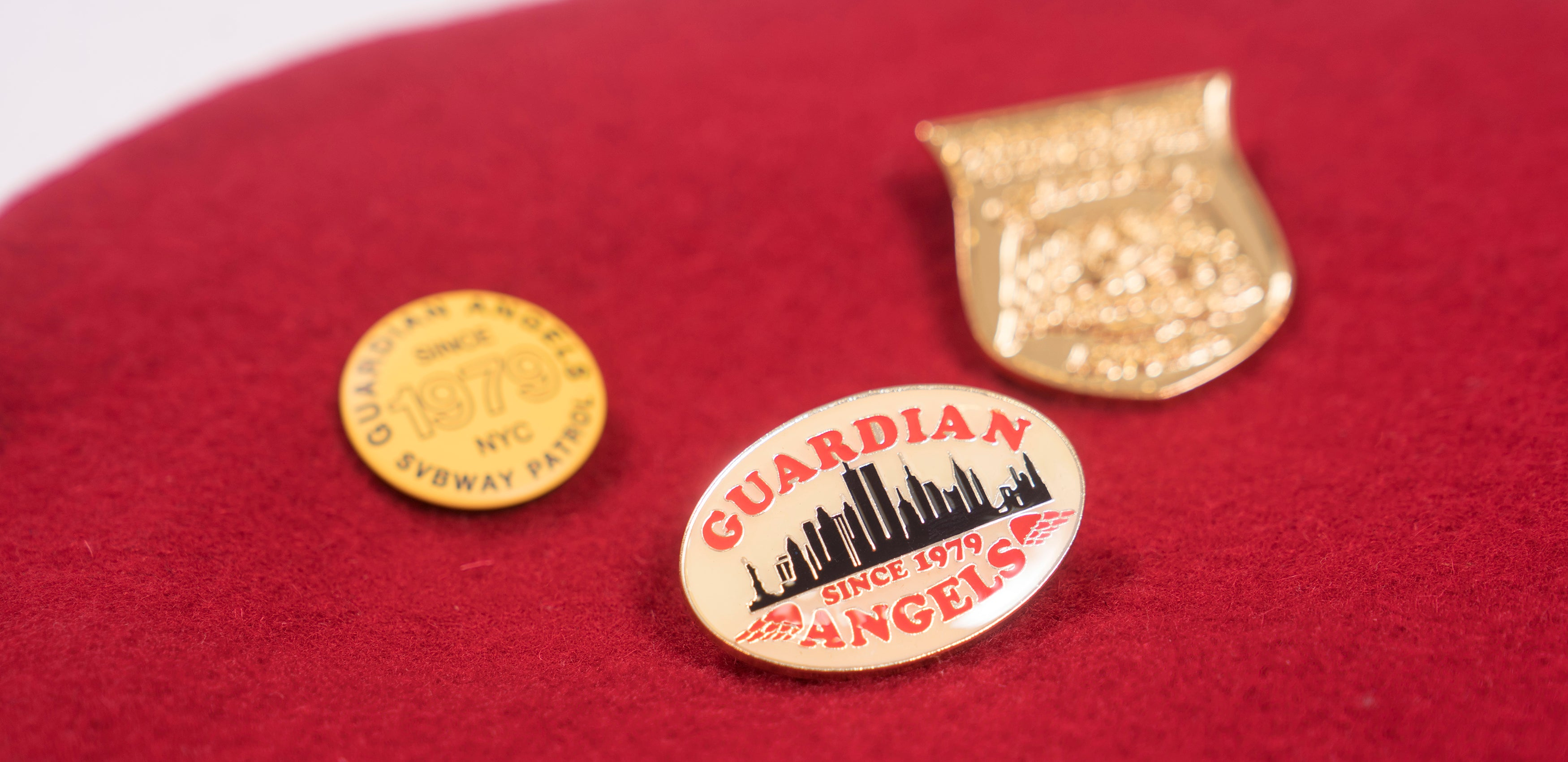 Guardian Angels Pin Pack (3 Pins)