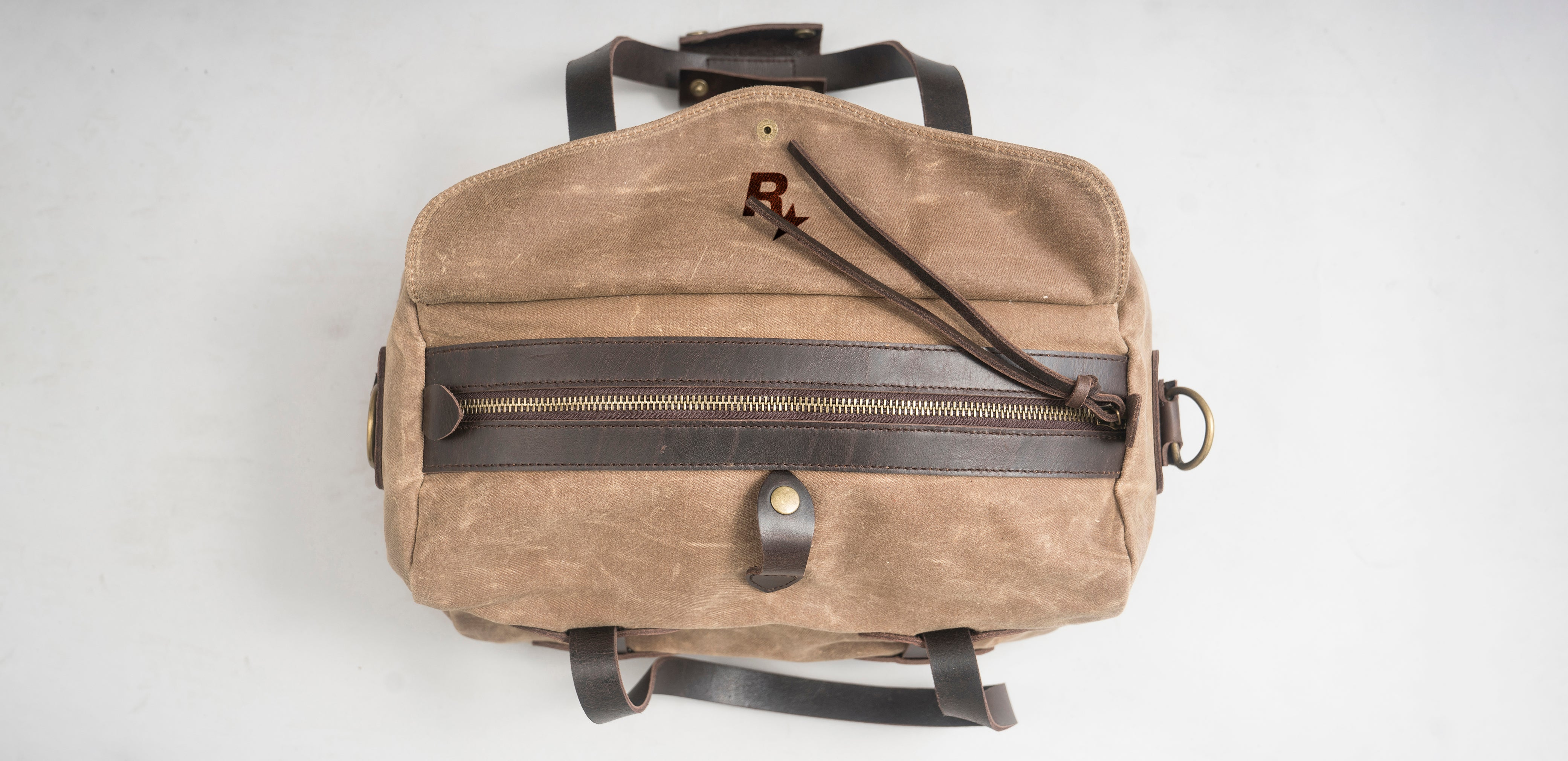 Riding Duffel Bag