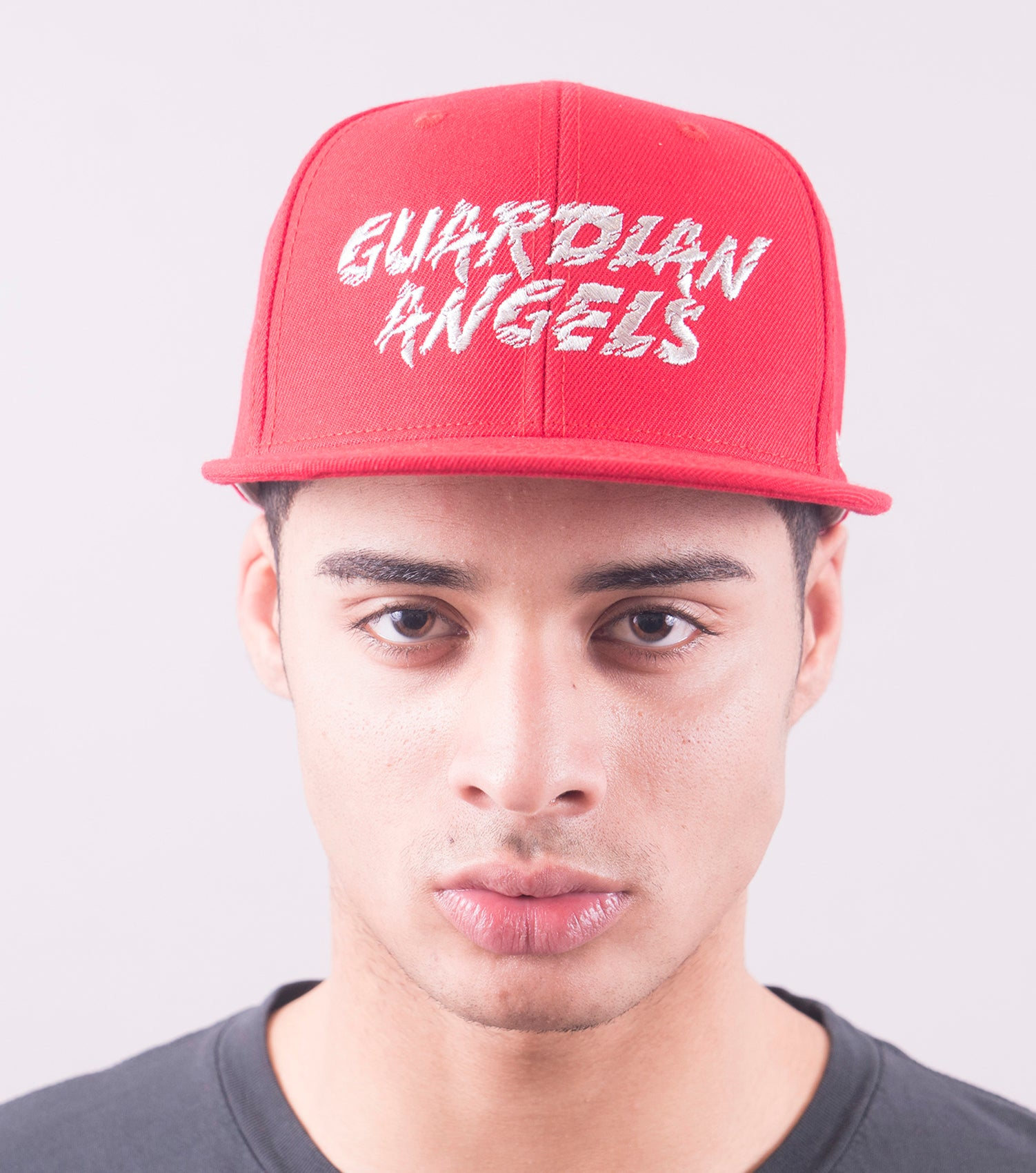 Red Angel Dragnet Snapback Hat