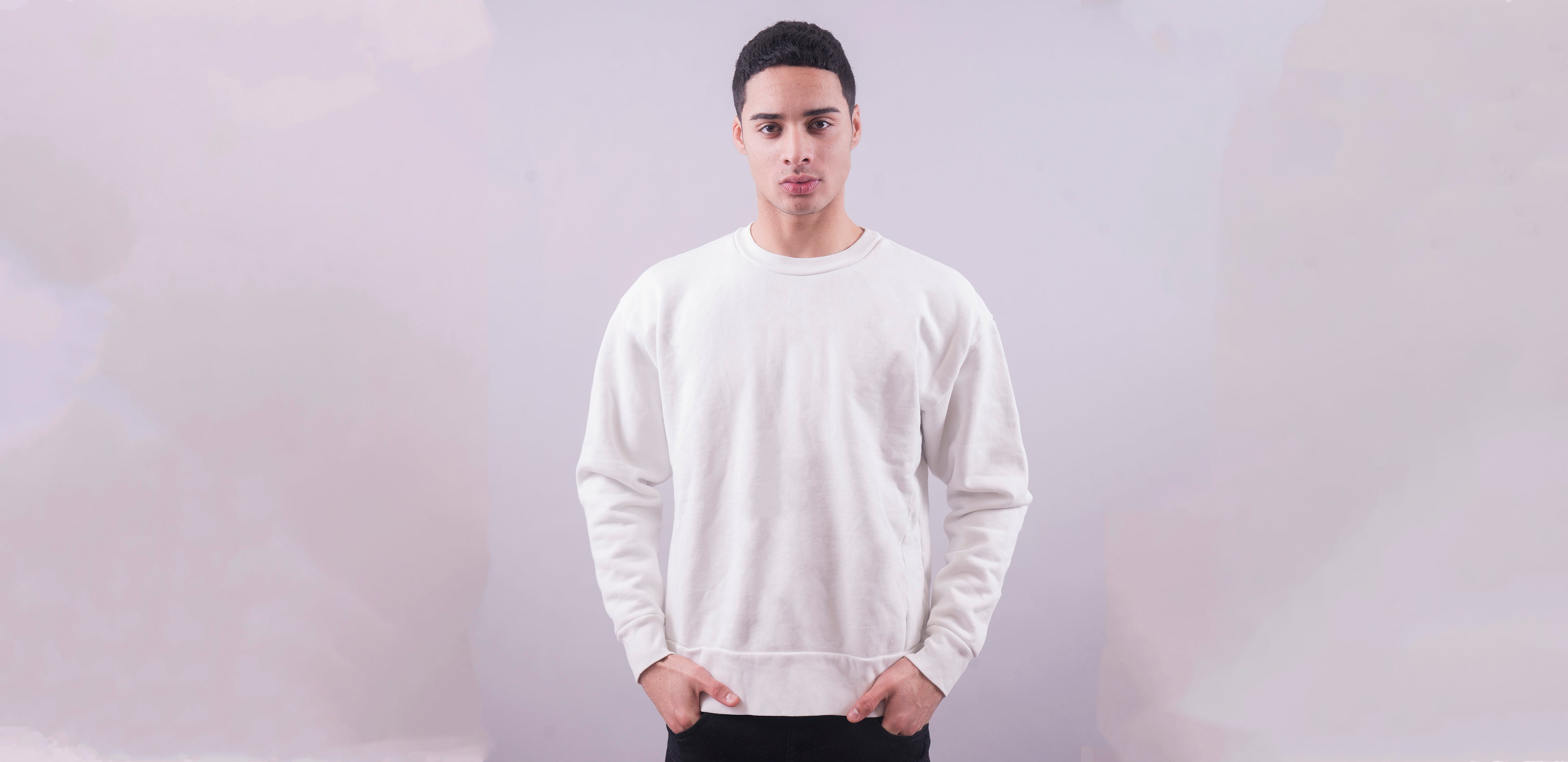 Heavyweight Sweatshirt (Stucco)