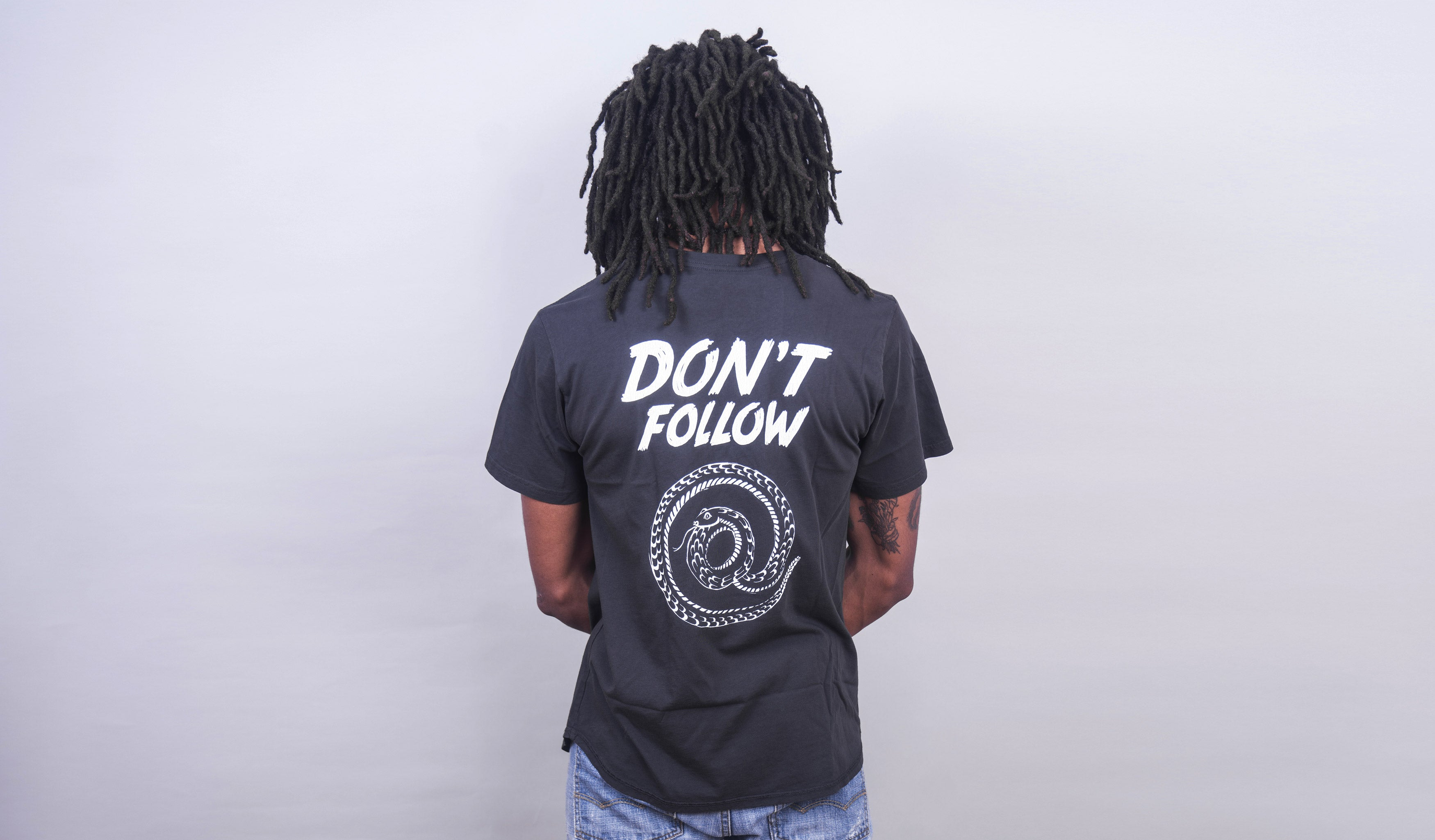 Don't Follow (Vintage Black)