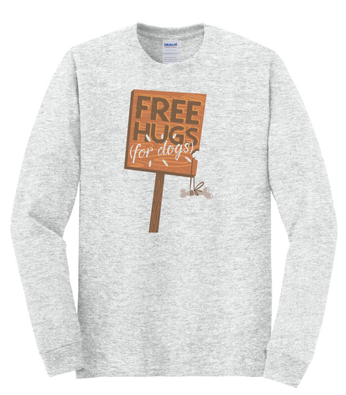 Free hugs for dogs - MegFord Design