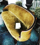 Lounge - Salon - Gold Velvet