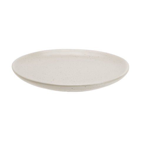Plate - Entree - white
