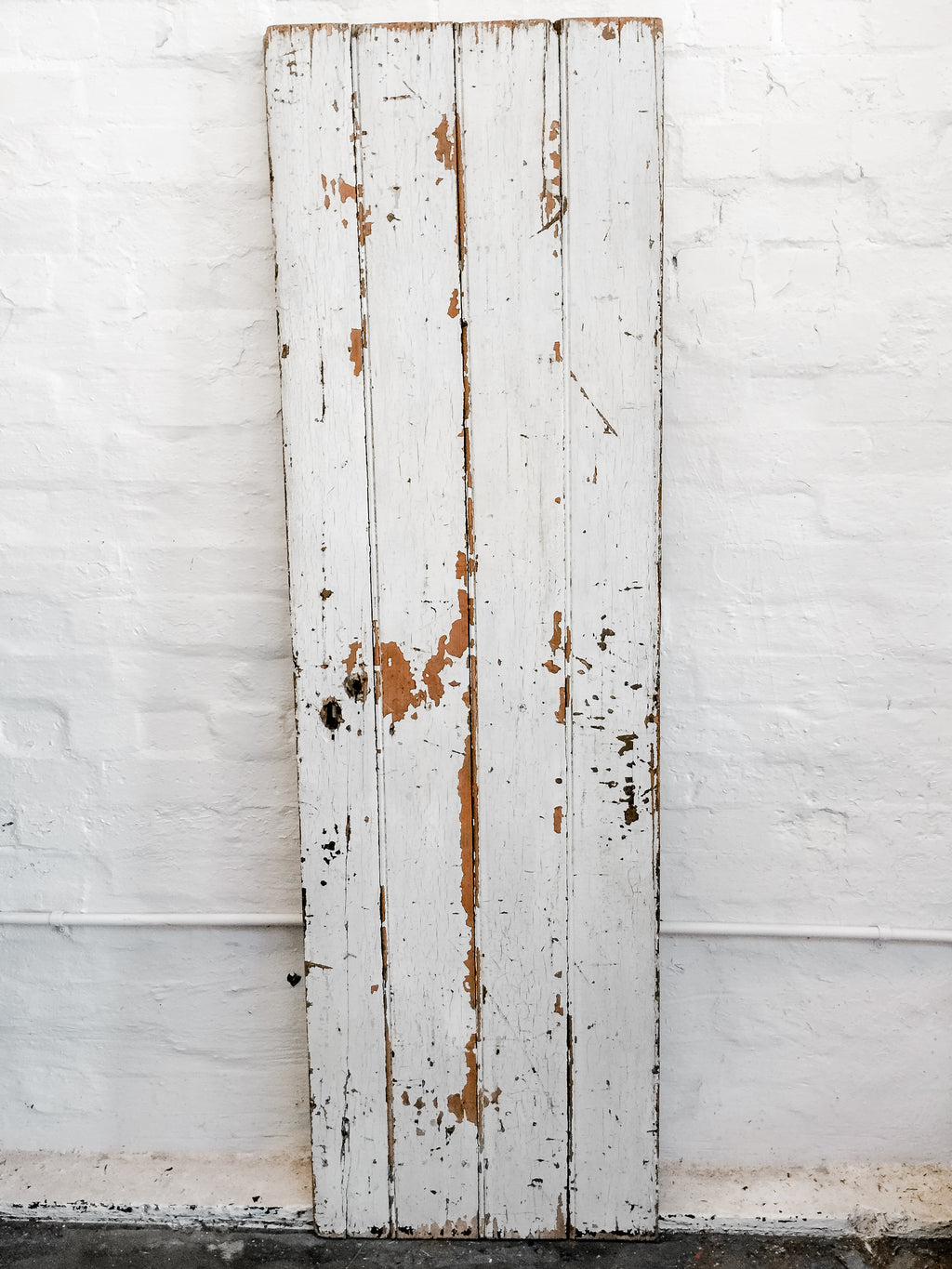 Barn Door - White
