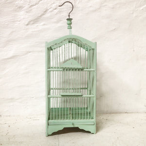 Birdcage - Timber - Mint