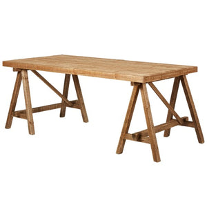 Table - Dining Trestle - 2m