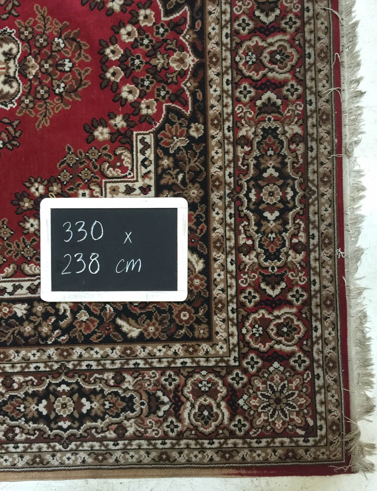 Rug - Persian - Ex-Large Red