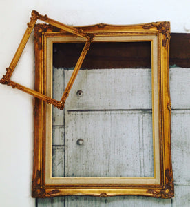 Gold Frame - Small