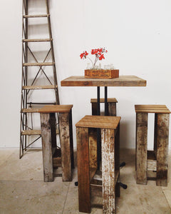Table - Bar - Rustic