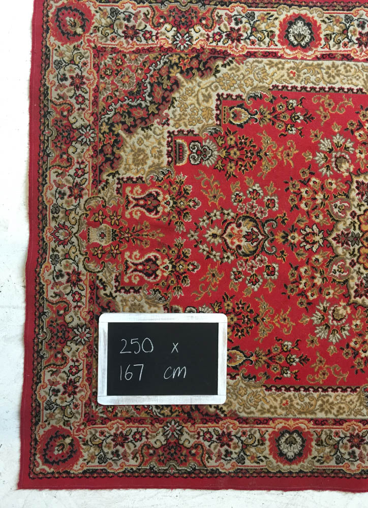 Rug - Persian - Large Red